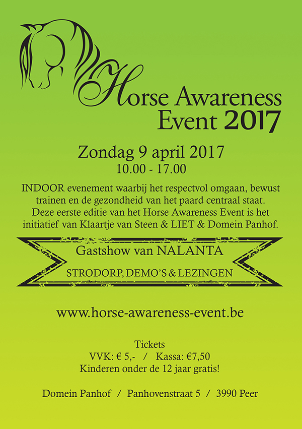 horse awareness event